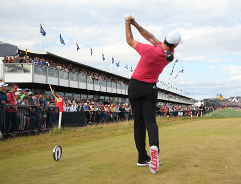 Open Golf Sandwich, The Open Championship official hospitality and accommodation