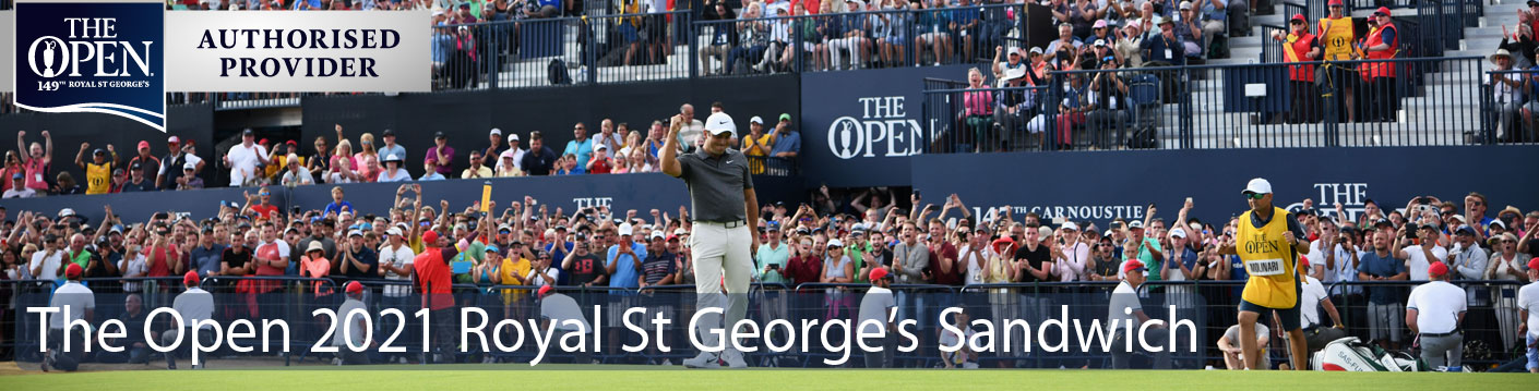 Open Championship Royal St George's VIP hospitality